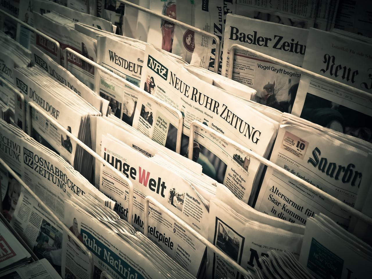 News Kanzlei Pickartz Zeitungsanzeigen