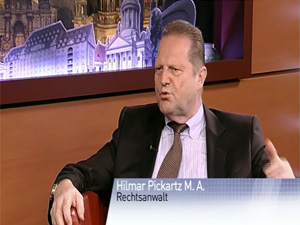 Deutscher AnwaltVerein – mit Rechtsanwalt Pickartz  (Video)